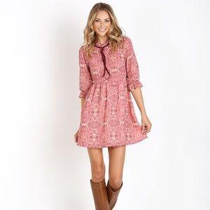 For Love and Lemons Geneva Mini Dress